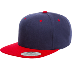 Кепка FlexFit Classic Snapback Navy/Red