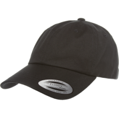 Кепка FlexFit Flat Brim Black