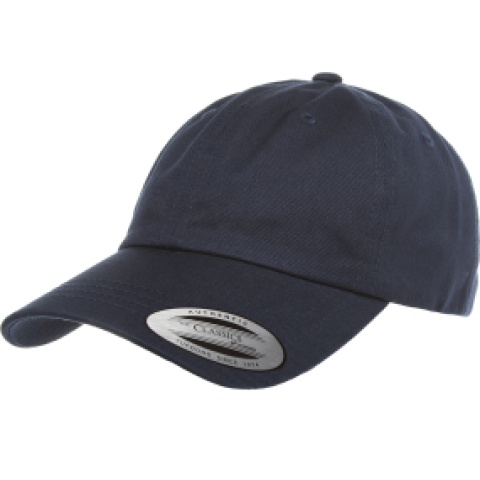 Кепка FlexFit Dad Hat Navy