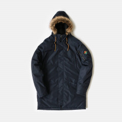 Парка зимняя Footwork Alaska Dark Navy
