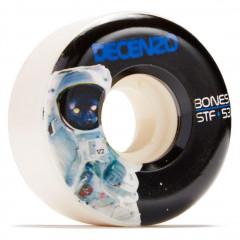 Колёса Bones (STF V2) SS19 - Decenzo 53 mm