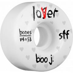 Колёса Bones (STF V4) SS19 - Boo Johnson 53\55 mm