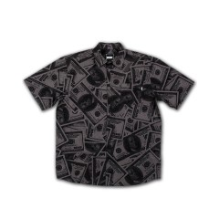 Рубашка DGK Benjy Custom SS Woven