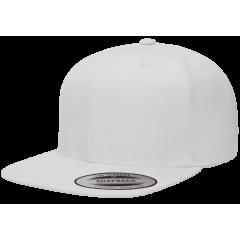 Кепка FlexFit 6089M - Classic Snapback White