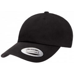Кепка FlexFit 6245CM Dad Hat - Black
