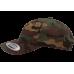 Кепка FlexFit 6245CM Dad Hat - Green Camo