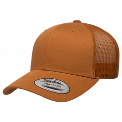 Кепка FlexFit 6606 Retro Trucker - Caramel