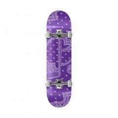 "Cкейтборд в сборе Footwork Bandana Purple 8.0"" X 31.5"""