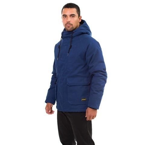Куртка Зимняя Footwork Crew  Dark Navy