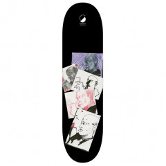 "Дека Furtive Skateboards ""Sketch Black"" 8.125x32"