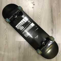 """Скейтборд Virage skateboards BKZ black 8.5"""""""