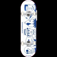 Скейтборд в сборе NOMAD - FAM ROSTER 1