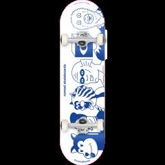 Скейтборд в сборе NOMAD - FAM ROSTER 2