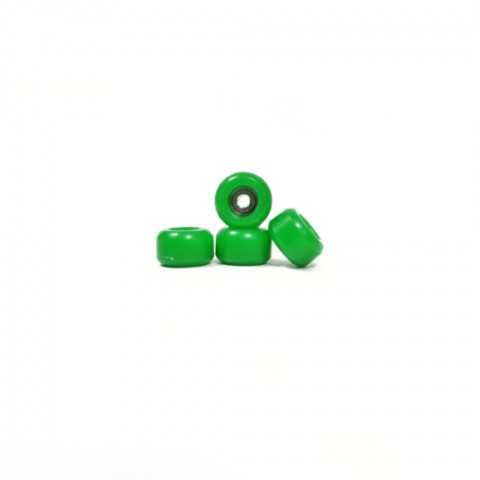 Колёса для фингерборда Systeam - Classic v.2 Street Edition Green