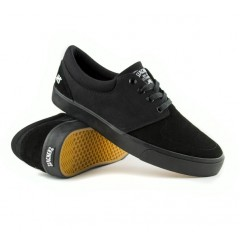 Кеды Slackers Detroit black/black