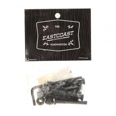 """Винты для скейтборда Eastcoast 1.5"""" для лонгборда"""
