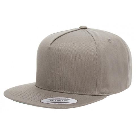 Кепка FlexFit Classic Snapback Grey
