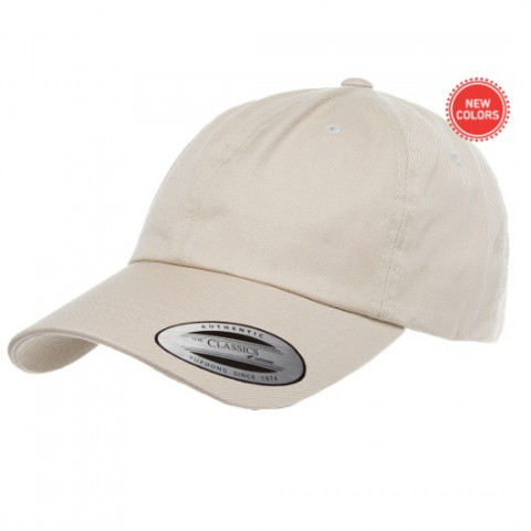 Кепка FlexFit Dad Hat Stone