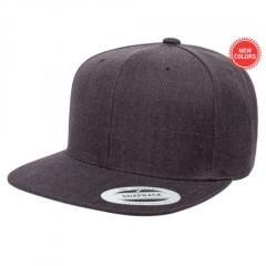 Кепка FlexFit Classic Snapback Dark/Heather