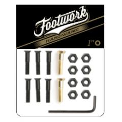 Винты для скейтборда Footwork - 2 Gold