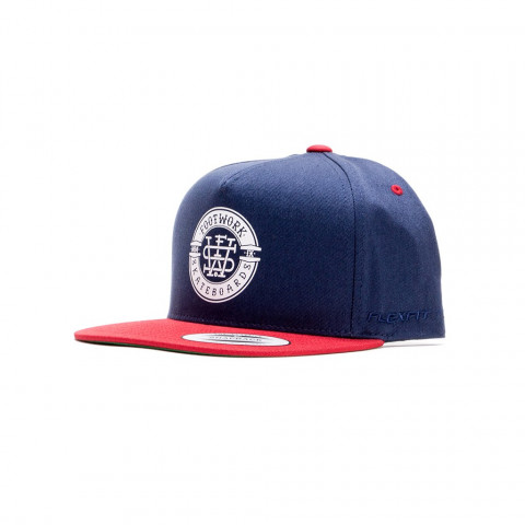 Кепка Footwork ICON Navy/Red