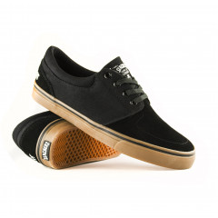 Кеды Slackers Detroit black/gum