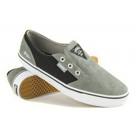 Кеды Slackers Easyrider grey/black