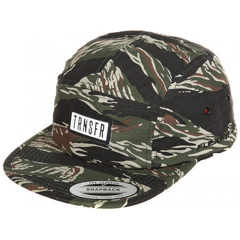 Кепка TRANSFER Jockey Cap Tiger Camo