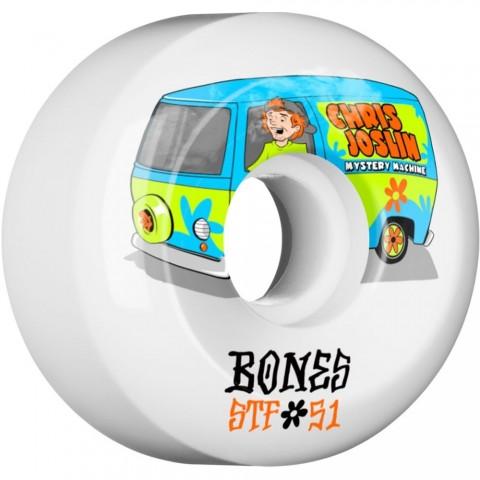 Колеса Bones JOSLIN SHAGGY 51-53mm V5 103a