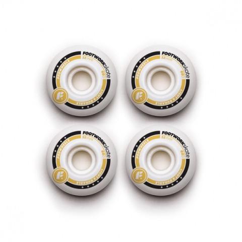 Колеса Footwork LX White 52 mm 60D
