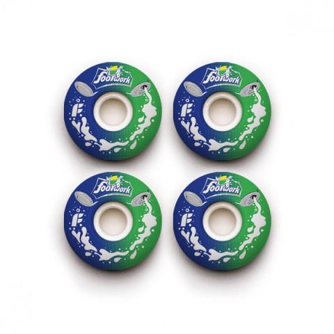 Колеса Footwork Green Can 51,52 mm 101A