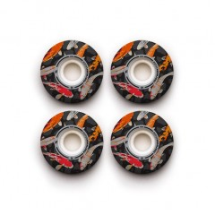 Колеса Footwork Carp 53 mm 101A