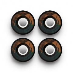 Колеса Footwork Show Me Black 65mm 78A